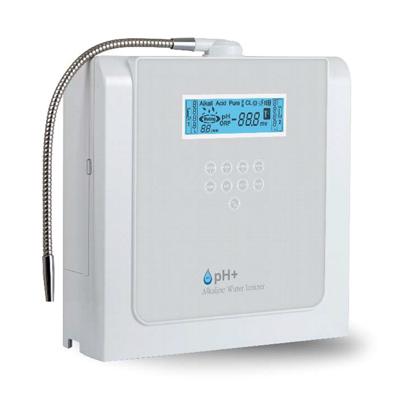 9 plate alkaline water ionizer