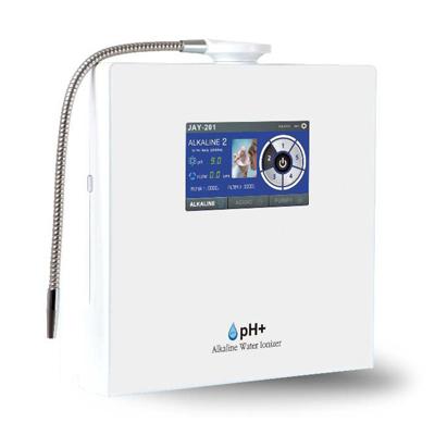 5 plate alkaline water ionizer